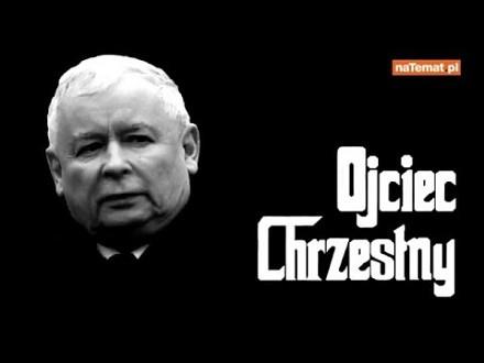 Jarosław Kaczyński jako Ojciec Chrzestny