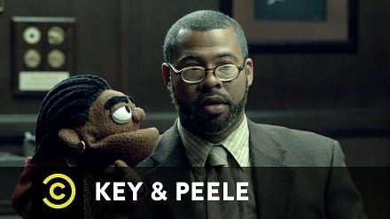 Key & Peele - Little Homie