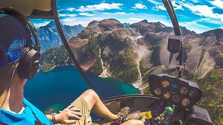 Co się stanie, jeśli w helikopterze zgaśnie silnik?