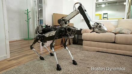 Nowa zabawka od Boston Dynamics: robopies