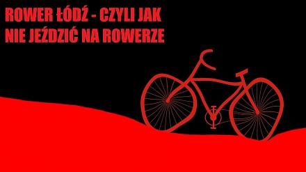 Rowerzysta punktuje szeryfa z Rower Łódź