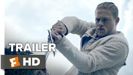 King Arthur: Legend of the Sword (zwiastun)