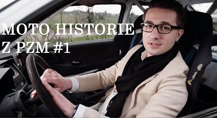 Moto Historie PZM - wkład pewnego człowieka i bimbru w motoryzację