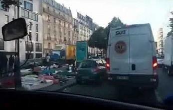 Współczesny Paryż