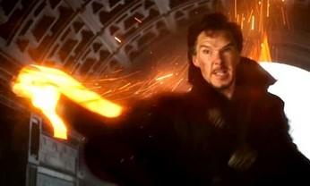 Doktor Strange (zwiastun)