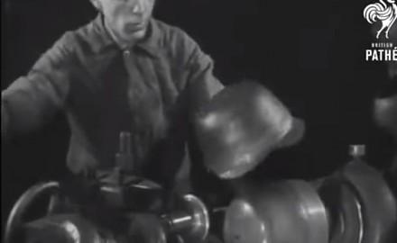 Co się stało z niemieckimi hełmami po wojnie?