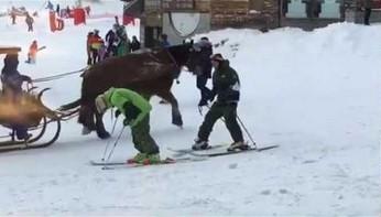 Piłeś? Nie jeździj na nartach
