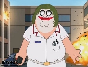 Family Guy - Peter wysadza szpital, bo...