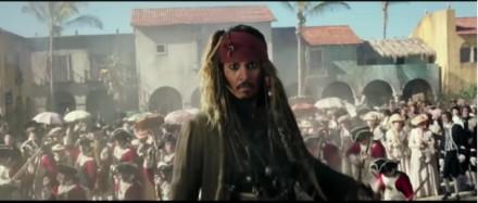 Piraci z Karaibów 5: Zemsta Salazara - zwiastun