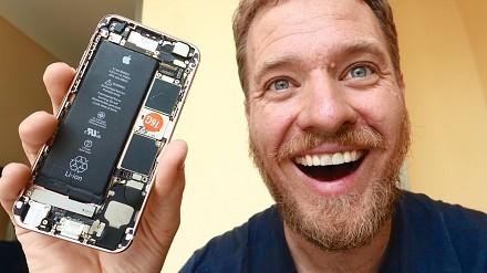 Jak złożyć od zera iPhone'a 6S z części zakupionych na giełdzie w Huaqiangbei?