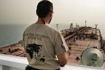 Jak zostać ochroniarzem na statkach handlowych?