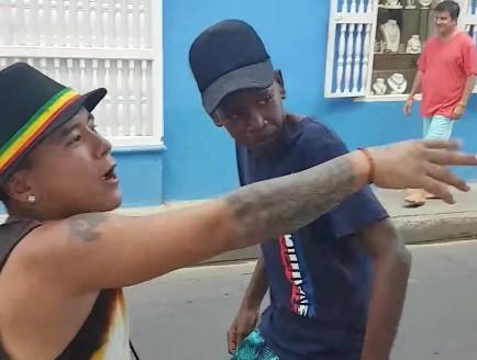 Uliczny rap po kolumbijsku