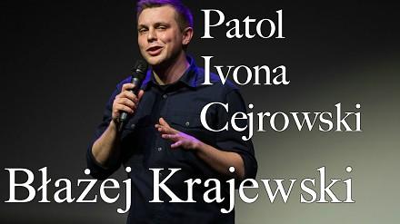 Błażej Krajewski mówi głosem syntezatora Ivona