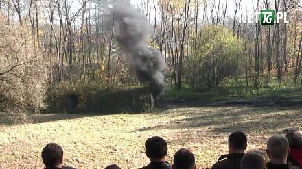 Wybuch pyłu węglowego