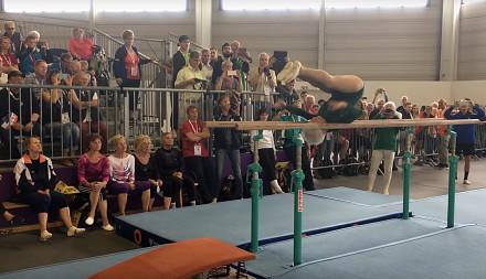 Najstarsza gimnastyczka świata
