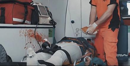 Codzienność ratowników medycznych