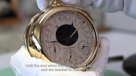 Najdroższy zegarek świata