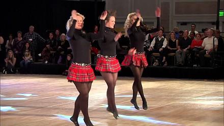UCWDC Worlds 2016 - taniec rodziny Willisów