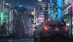 Honda po raz kolejny wspina się na wyżyny reklamy kreatywnej
