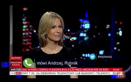 Andrzej z Rybnika dzwoni do Magdy z przesłaniem