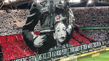 Niezwykła oprawa meczu Legia Warszawa - FK Astana