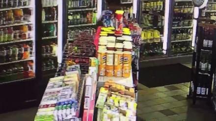 Sklepowa złodziejka rozliczona przy kasie