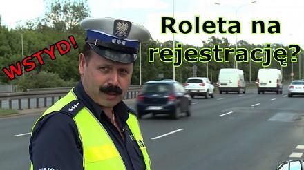 Najbardziej nie lubię, jak ktoś mi kłamie - nietypowa interwencja policji