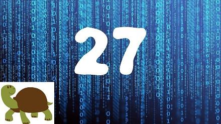 Dwadzieścia siedem - czy sztuczna inteligencja nas zniszczy?