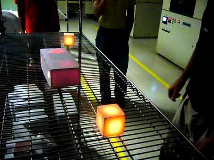 Izolacja termiczna wahadłowców - materiał LI-900