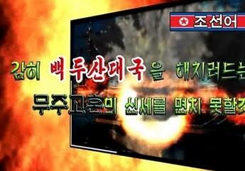 Koreański film o niszczeniu samolotów USAF i amerykańskiego lotniskowca