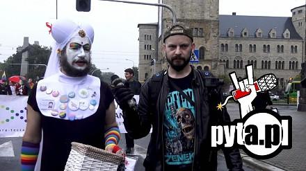 Doznania z Poznania - pyta.pl na Marszu Równości