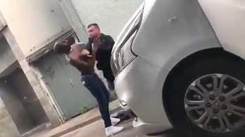Imigrant chciał zablokować samochód, ale… w środku byli Polacy