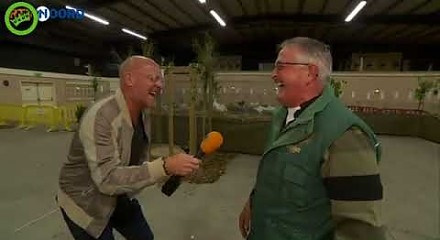 Śmiech holenderskiego rolnika doprowadził reportera do łez