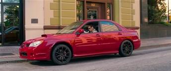 """Scena otwierająca film """"Baby driver"""""""
