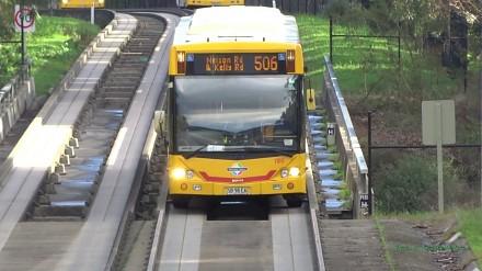 Najszybszy i najdłuższy na świecie tor autobusowy
