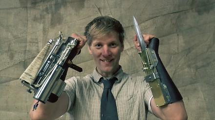 Colin Furze zbudował dwa gadżety z Assasin's Creed