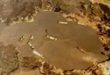 Pomyłka na platformie wierniczej doprowadziła do katastrofy w Louisianie