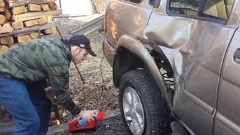 Jak nie pompować opony w samochodzie?