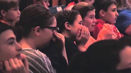 Historia, która poruszyła uczniów do łez