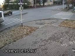 Rosyjski kierowca autobusu stracił pracę, bo... uderzył w niego wpływowy polityk
