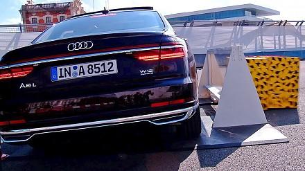 Nowe Audi A8 - najbardziej zaawansowany technologicznie samochód na rynku?