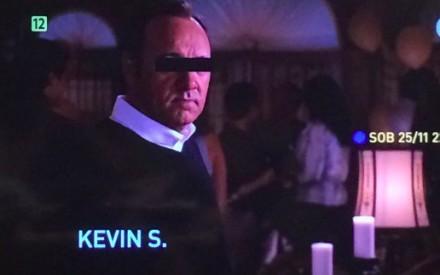 Kevin Spacey na cenzurownym w polskiej telewizji