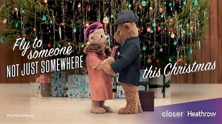 Świąteczna reklama o zakochanych misiach jest hitem!