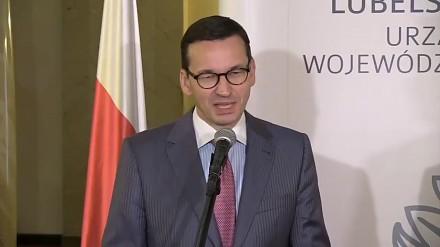 Premier Morawiecki zna się nie tylko na finansach