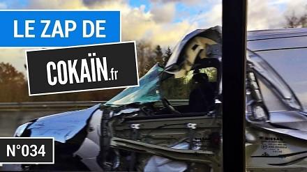Niedźwiedź wpadł na grilla, czyli Le Zap de Cokaïn.fr n°034