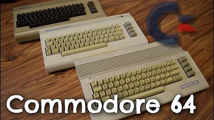 Commodore 64 w pigułce
