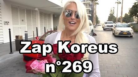Reporter trafiony piłką w głowę, czyli kompilacja Zap Koreus n°269