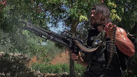 Commando Ninja - nawet nie wiedziałeś, że czekasz na ten film