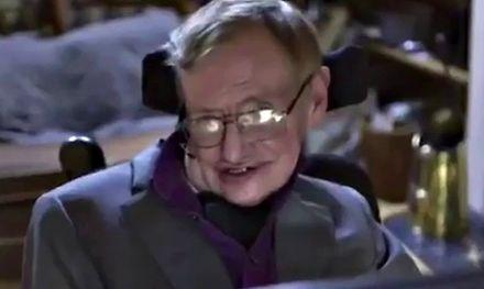 Ostatnie słowa Stephena Hawkinga