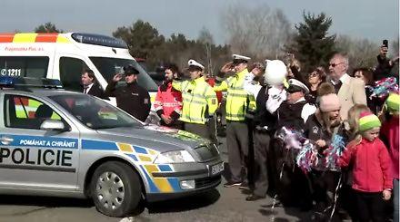 Nowa zabawka czeskiej policji